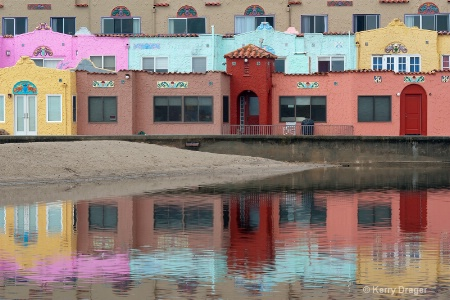 Beach, Colors, Reflections