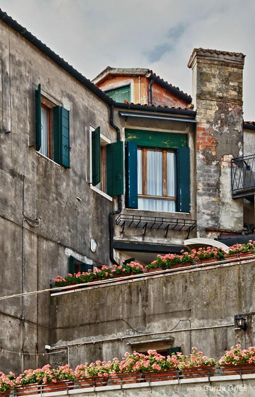 A Little Corner of Venice - ID: 13440966 © Gerda Grice