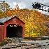 2WV Covered Bridge - Carrollton - ID: 13490906 © Kathleen K. Parker