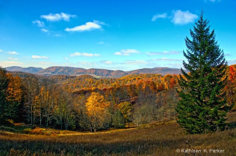 WV Landscape - ID: 13490912 © Kathleen K. Parker