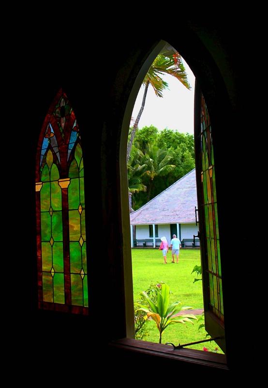 Kauai Contemplation