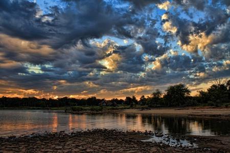 Under A Beautiful Oklahoma Sky