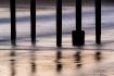 Pier Posts at Twi...