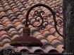 Lantern on a roof