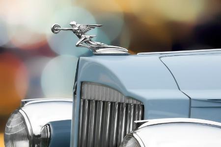 1935 Packard Series 1204 Dual Cowl Phaeton