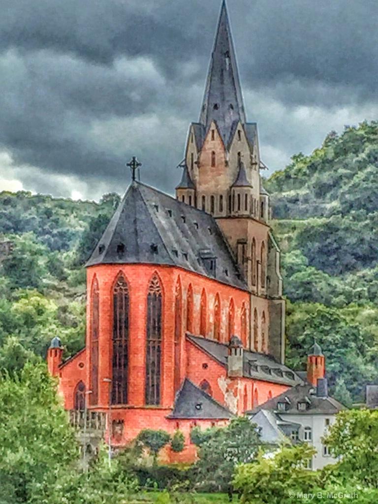 German church - ID: 15485389 © Mary B. McGrath