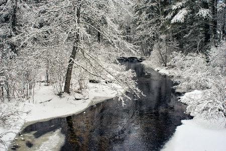 Winter Rivers #5