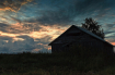 Old Barn House On...