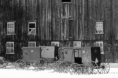 Amish Luxury