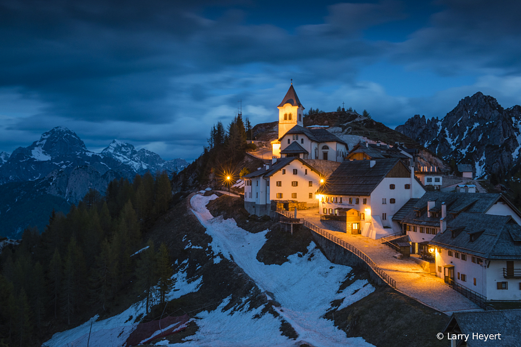 Monte Lusari, Italy # 3 - ID: 15729578 © Larry Heyert