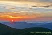 Sunrise, Blue Rid...