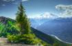 The Ridge Above W...