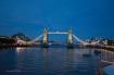 Tower Bridge at D...