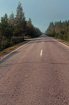 Empty Road On A M...