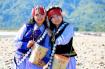 Two Kachin Girls