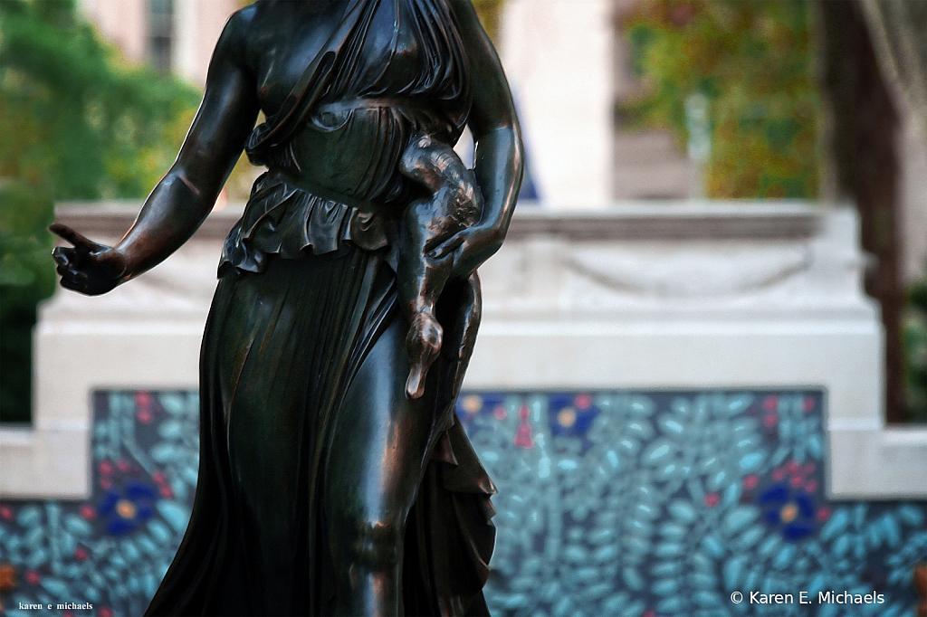 The Point Of Bronze - ID: 15746572 © Karen E. Michaels