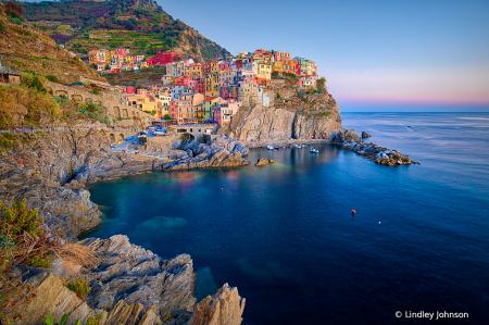 Photography Contest Grand Prize Winner - October 2019: Manarola, Italy