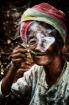 Smoking Grandma