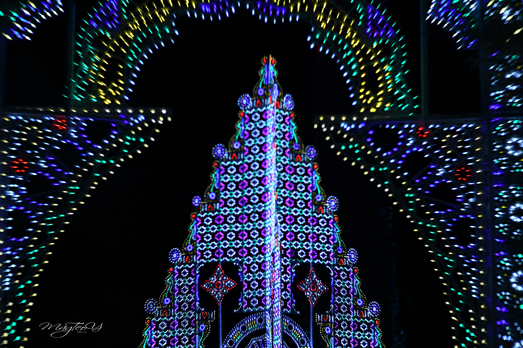 Christmas Creative Blur 2