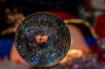 Lens Ball Snow Gl...
