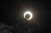 Sun eclipse endin...
