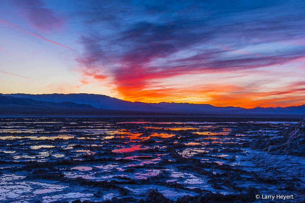 Salt Flats # 2 - ID: 15785060 © Larry Heyert