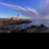 © Peter Tomlinson PhotoID# 15785631: Portland Head Lighthouse panorama, Maine