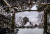 Winter Gazebo