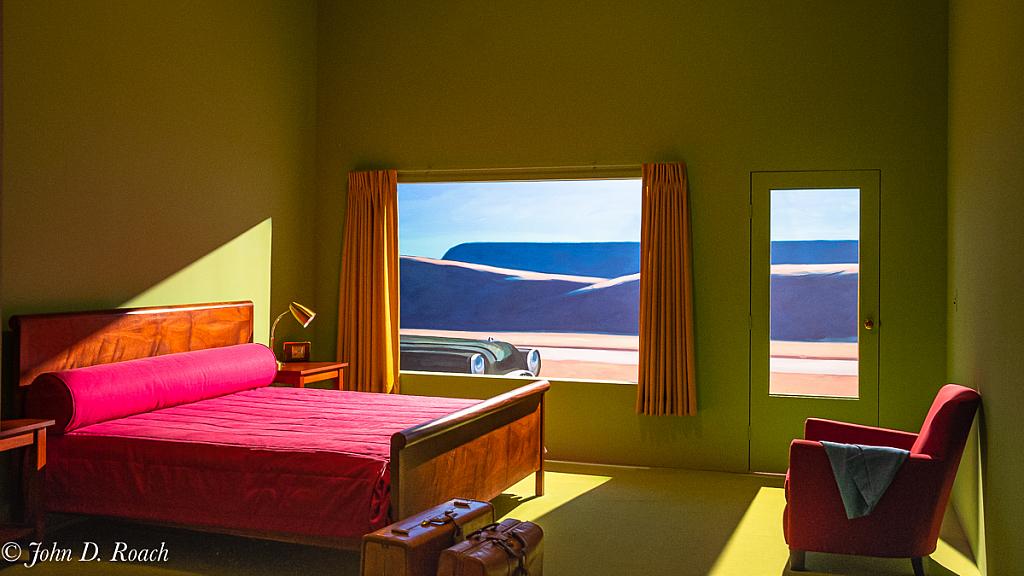 Western Motel - ID: 15786411 © John D. Roach