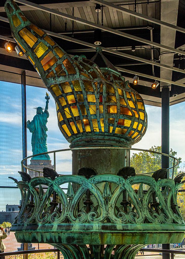 Liberty Island Museum
