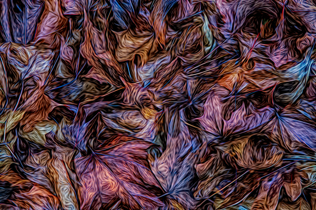 A Leaf Pile
