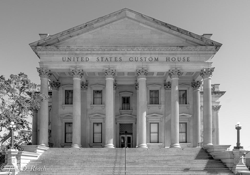 United States Custom House - ID: 15790612 © John D. Roach