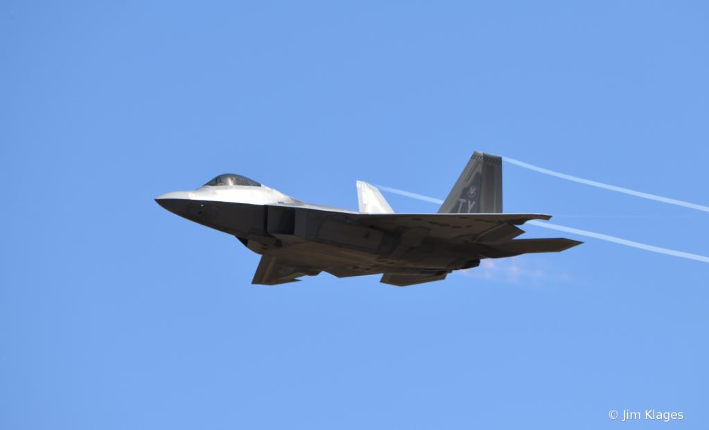 F-22 Raptor - ID: 15791912 © Jim Klages