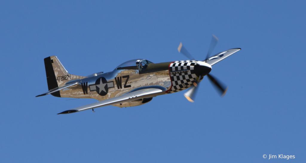 P-51D Mustang - ID: 15792044 © Jim Klages