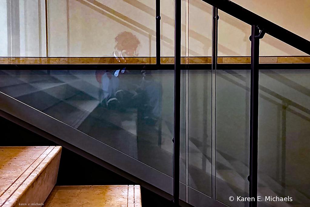 Self Reflection - ID: 15796768 © Karen E. Michaels