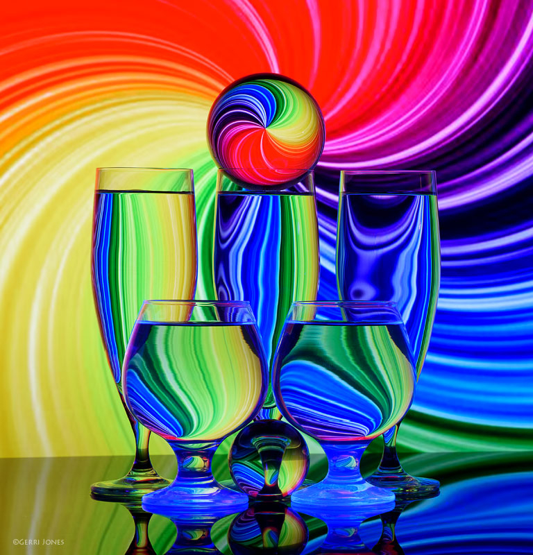 Curves of Color