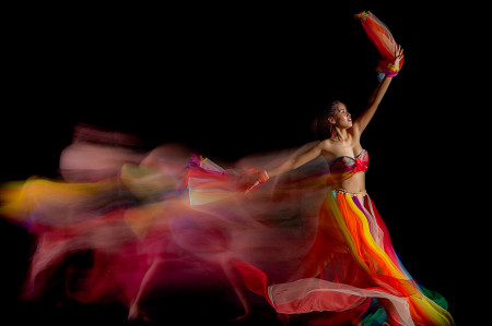 Photography Contest Grand Prize Winner - June 2020: colorfull dance