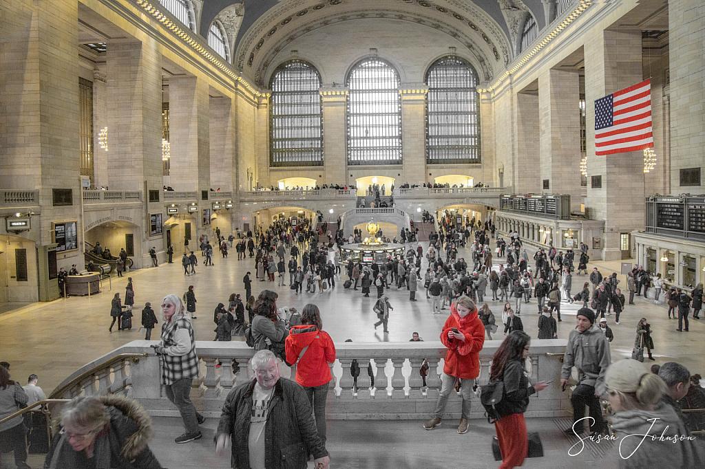 Grand Central Terminal - ID: 15813829 © Susan Johnson