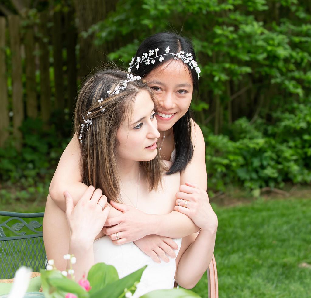Yumiko and Jessi Get Married - ID: 15818966 © Kitty R. Kono