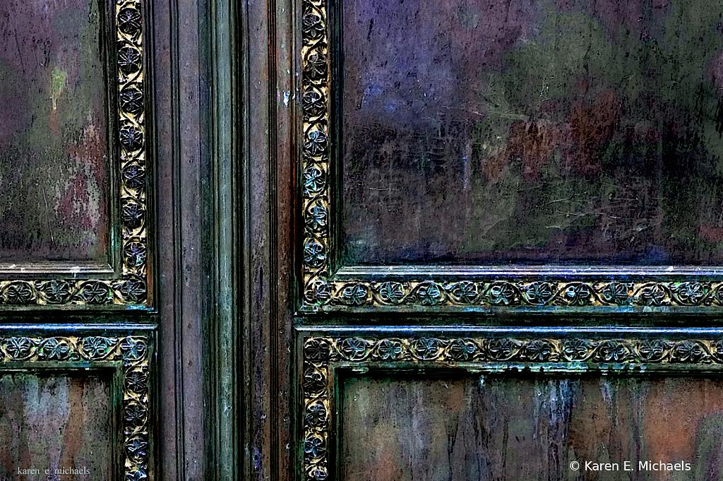 Melding Colors - ID: 15820714 © Karen E. Michaels