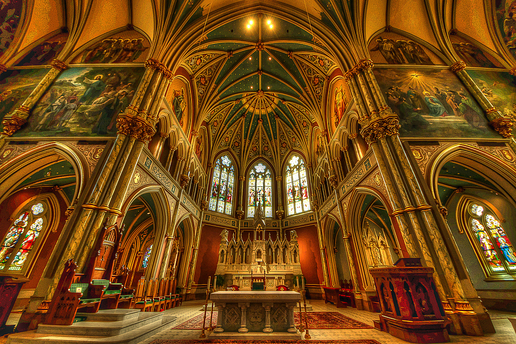 May 2020 Photo Contest Grand Prize Winner - holy symmetry