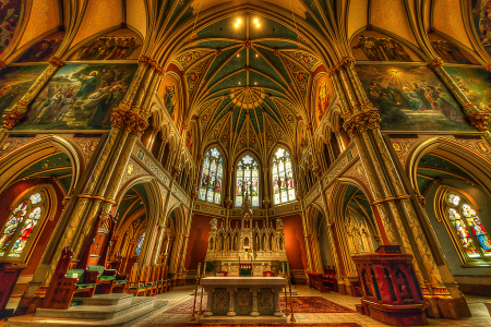 Photography Contest Grand Prize Winner - May 2020: holy symmetry