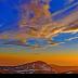 © Elias A. Tyligadas PhotoID# 15821866: Sunset above the mountains.
