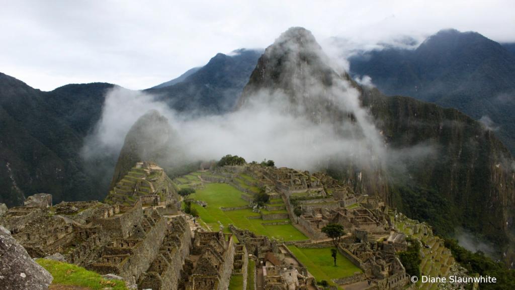 Machu Piccu 2014 - ID: 15823360 © Diane Slaunwhite