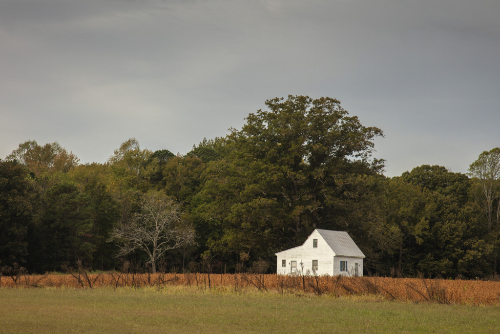 Little White House - ID: 15825277 © Dreaming Tree Galleries