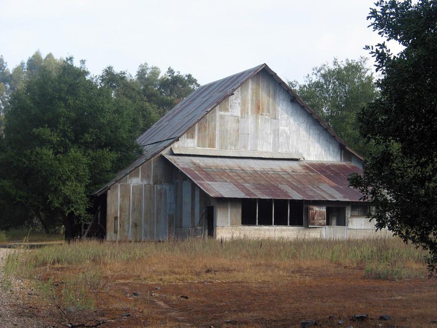 Fortuna Barn
