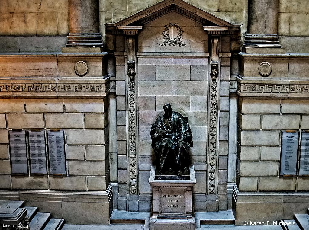 Philadelphia Central Library - ID: 15827058 © Karen E. Michaels