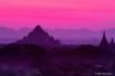 Twilight at Bagan