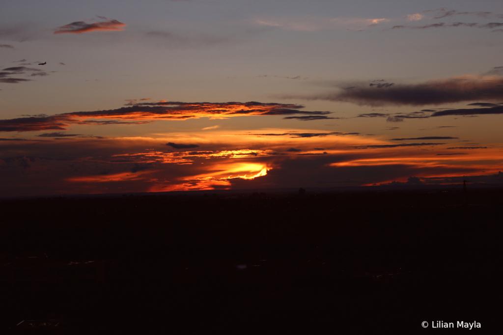 Sunset  - ID: 15831472 © Nada Mayla