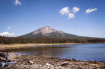 Mt McLoughlin and...